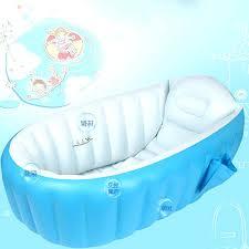 air bath tub portable bathtub inflatable bath tub child tub cushion foot air pump warm winner