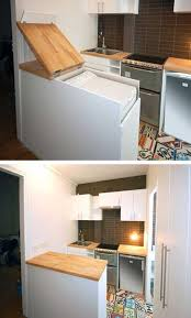 24 Extremely Creative and Clever Space Saving Ideas That Will Enlargen Your  Space homesthetics decor (