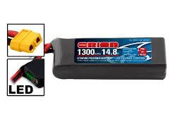 <b>Аккумулятор Team Orion Batteries</b> 14.8V 1300mAh 75C LiPo XT60 ...