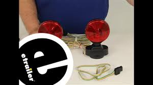 etrailer optronics tow bar wiring Tow Dolly Light Wiring Diagram Electric Tow Dolly