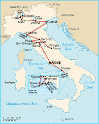 italy in two weeks Map Of Italy Naples And Pompeii Map Of Italy Naples And Pompeii #29 naples pompei map