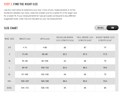 Nike Mens Bathing Suit Size Chart Size Chart