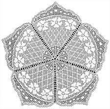 Filet Crochet Patterns Interesting Ravelry Garden Trellis Lace Centerpiece Filet Crochet Pattern