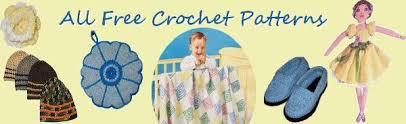 All Free Crochet Patterns Beauteous All Free Crochet Patterns