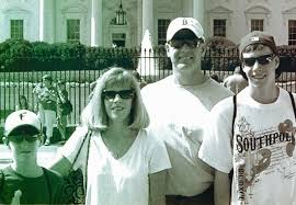 get to know us robert fogarty compass capital trusted financial the fogarty family at the white house