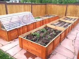 how to set up a vegetable garden bed a raised bed garden cold frame and drip