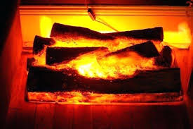 artificial logs for gas fireplace home depot fake fires how to arrange in