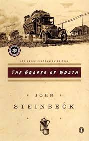 the grapes of wrath by john steinbeck com the grapes of wrath by john steinbeck
