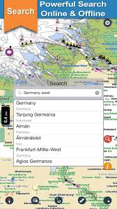 Free Online Navigation Charts West Germany Nautical Charts App For Iphone Free Download