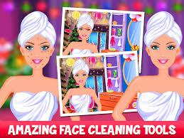 charming princess christmas makeover makeup dress up s kids games