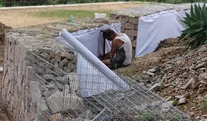 gabion retaining wall design guidelines