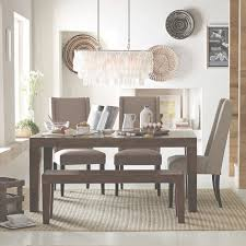 large rectangle hanging capiz chandelier white west elm throughout oversized led light chandelier dining