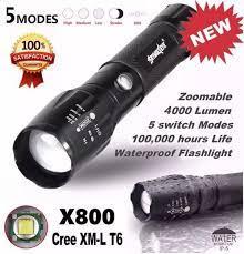 Bessky Sports Shop Đèn Pin LED Chiến Thuật 5000LM G700 Đèn Quân Sự Siêu Sáng  Zoom X800