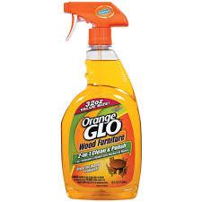 Orange Glo 32 Oz Wood Furniture Cleaner And Polish 121283a00 The