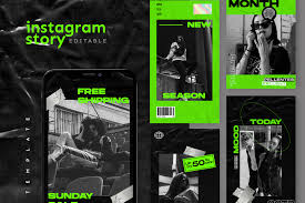 Animate cc is primarily a vector animation tool. Instagram Story Template 405962 Websites Design Bundles Instagram Story Template Instagram Template Instagram Story