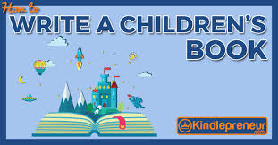 how to write a childrens book