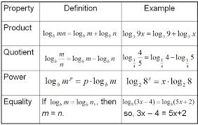 Bone Density Math And Logarithm Introduction Lesson