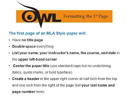 Mla In Text Citation For Website Mla Regulates Document Format In Text Citations The Works Cited A