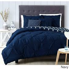 solid navy blue comforter amazing black white and blue bedding sets sweetest slumber regarding navy blue