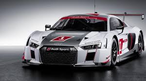 this is the audi r8 lms audi s new safety focused gt3 race car