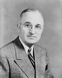 Image result for President Harry S. Truman informs the American people that the Soviet Union exploded its first nuclear bomb
