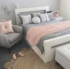 grey and white bedroom furniture. pink grey and white looks really pretty together this would make a great addition bedroom furniture