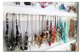 short necklace storage