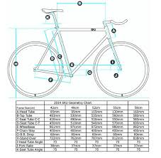 Sizing Guide Mr Bikes