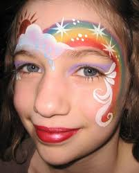 glasgow face painting
