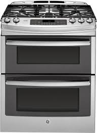 Gas Double Oven Wall Slide In Gas Ranges