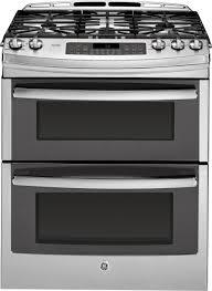 Double Oven Kitchen Design Slide In Gas Ranges