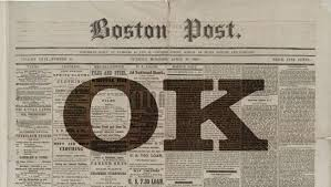 「1839, The Boston Morning Post.」の画像検索結果