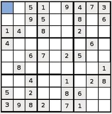 Sudoku Puzzel Solver Microshell Solving Sudoku Using Postgresql Pl Pgsql
