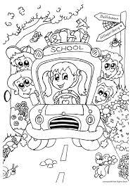 Eigen Kleurplaat Voor Het Afscheid Van Het Kinderdagverblijf Basis
