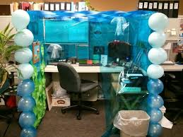 decorations for office cubicle. decorated cubicles with bubbles decorations for office cubicle