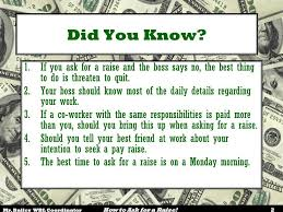 Asking Your Boss For A Raise Show Me The Money How To Ask For A Raise Ppt Video Online Download