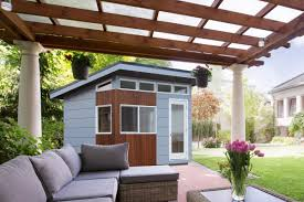 A The Urban 360 Modern Shed From Sheds Unlimited Courtesy Of Unlimited