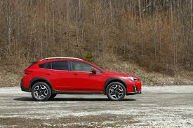 2018 subaru xv red. brilliant 2018 2017 subaru xv in japanese specification photographed on location japan for 2018 subaru xv red v