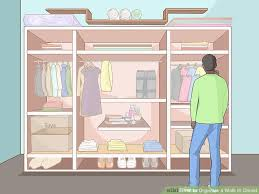 image titled organize a walk in closet step 4