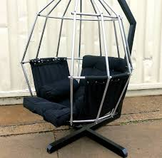 home gorgeous birdcage chair 28 superior hanging nice stainless steel frame