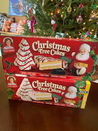 Winter wonderland days are not complete without this festive trifle. Little Debbie Christmas Tree Cakes Comparison I Took One For The Team Square Life Round World