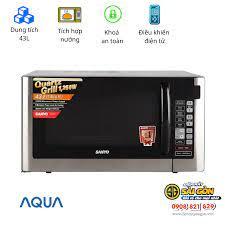 Lò Vi Sóng Aqua AEM-G9539V 43 Lít Giá Rẻ Tại Điện Máy Sài Gòn