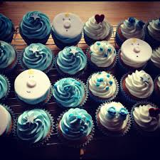Baby Shower Baby Boy Shower Cupcakes Baby Shower Cupcakes Delish
