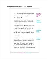 Formal Business Plan Example Health And Wellness Business Plan