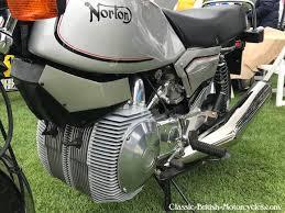 1988 norton clic rotary