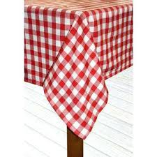 checked tablecloths buffalo check in x in red cotton table cloth for red white checd vinyl tablecloths 90 round checd tablecloths