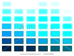 Colour Turquoise Colour Chart Different Shades Of Turquoise Teal Color Chart Ensures