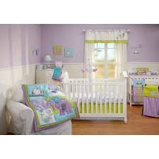 nojo dreamland 4 piece crib bedding set reviews wayfair