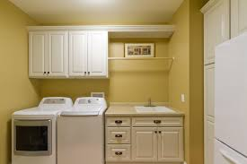 deep laundry room cabinets at home design ideas