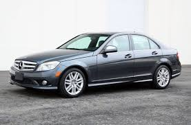 The engine offers a displacement of 3.0 litre matched to a 4 x 4 wheel drive system and a automatic gearbox with 7 gears. 2008 Mercedes Benz C300 6 Speed German Cars For Sale Blog